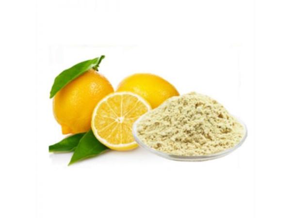Лимон, пудра
