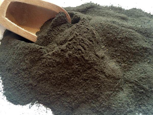 Чёрная глина