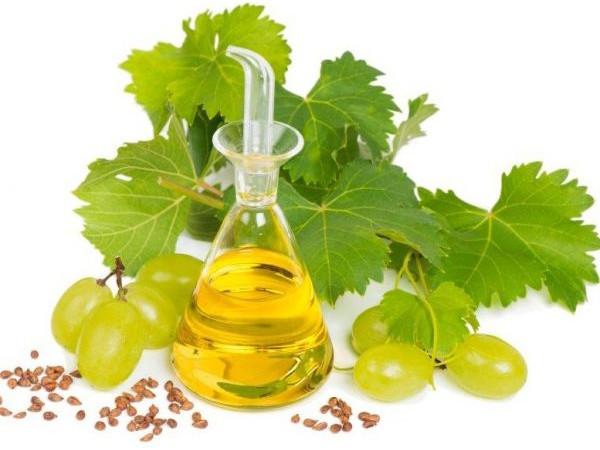 Масло виноградной косточки, нерафинированное
