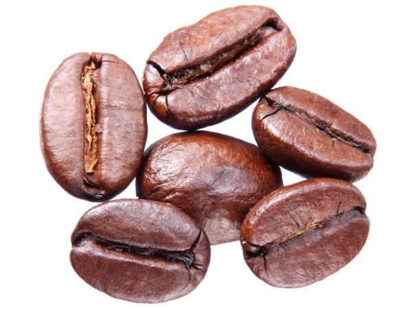 Масло кофе (зерна жаренные), нерафинированное
