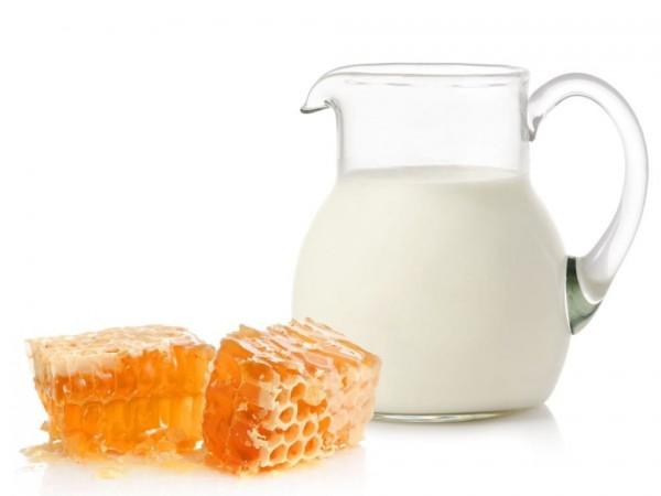 Мед с молоком, отдушка