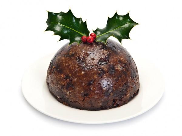 Рождественский пудинг, отдушка (Англия)