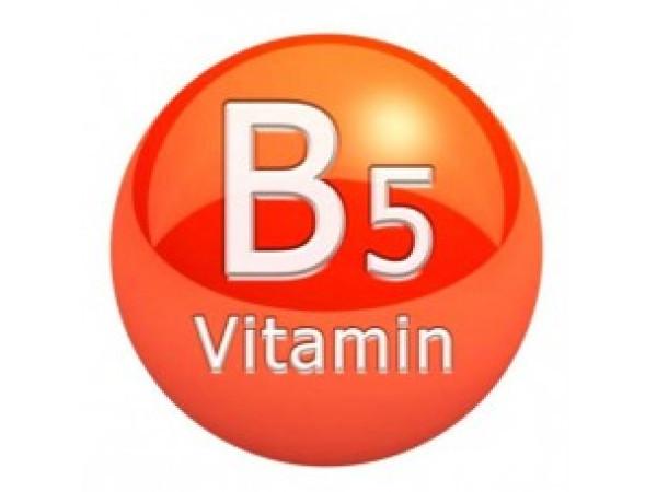 Витамин В5 (кальция пантотенат)